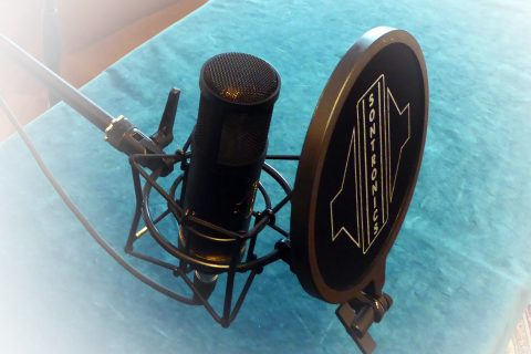 Q-Port Studio Voice Recording