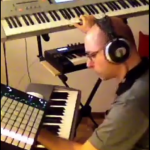 "Livestream Performance ""Styx Melancholy"" by Q-Port"