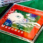 Danilo Wimmer - Madness, Album Audio Cd, Limited Special Edition + Bonus Track, Copyright 2019 @ Danilo Wimmer
